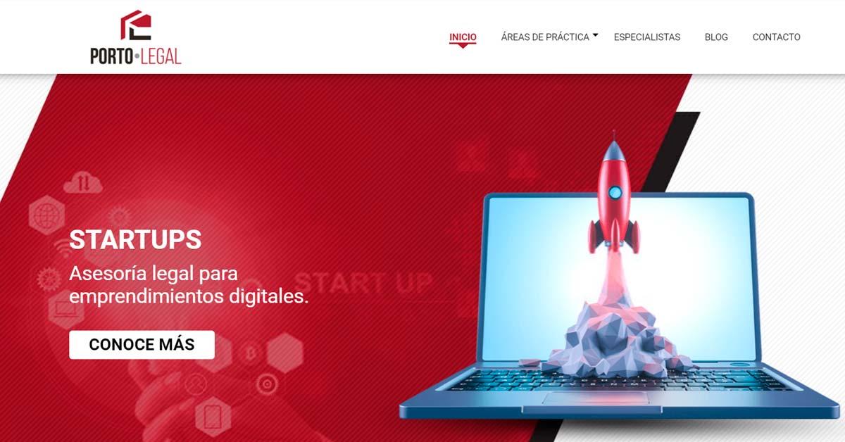 Portolegal.com asesoría legal de StartUp