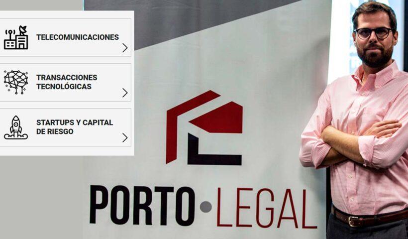 Porto Legal - Asesoría Legal Tecnológica para emprendedores