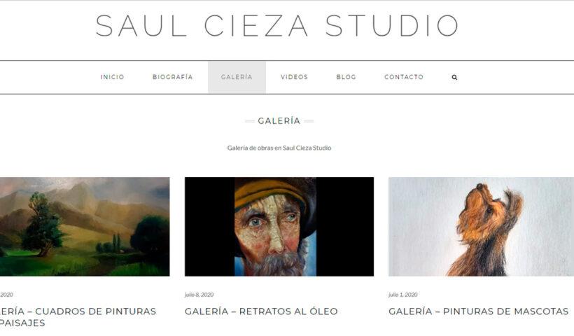 SaulCiezaStudio.com - ActivatuWordpress
