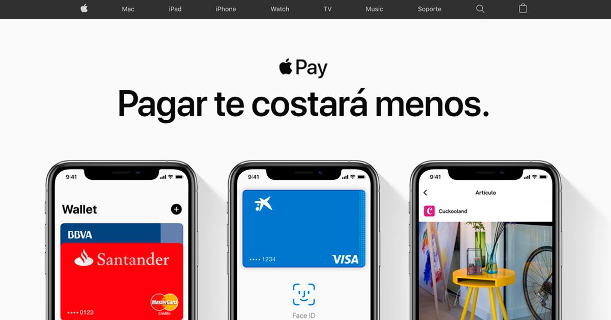 Apple Pay Pagos seguros y privados - Aplicaciones para Emprendedores - Overflow.pe