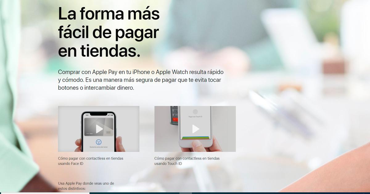 Apple Pay la forma más fácil de pagar en tiendas - Overflow.pe
