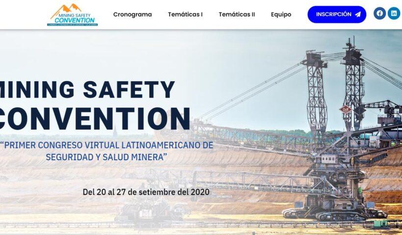 Congreso Latinoamericano de seguridad y salud minera - Alerta Emprendedora - Overflow.pe