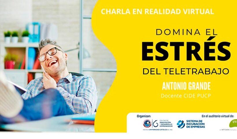 Realidad Virtual Domina el Estrés del Teletrabajo - Alerta Emprendedora - Overflow.pe