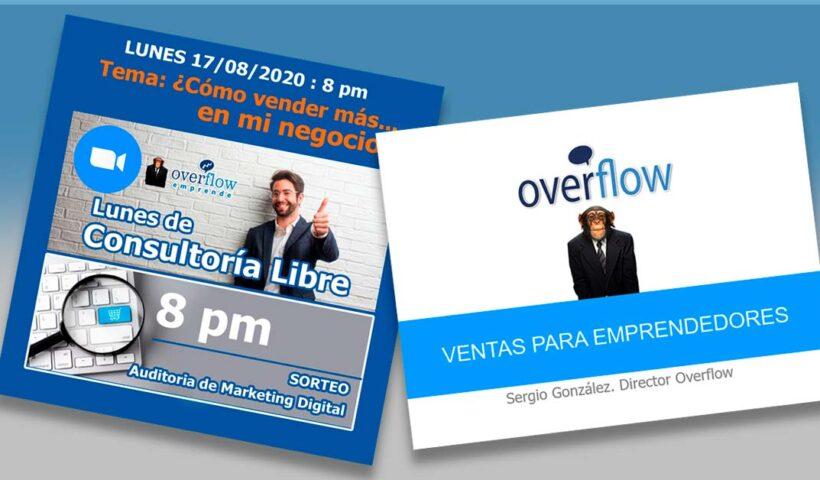 Webinar: Ventas para Emprendedores - Overflow.pe