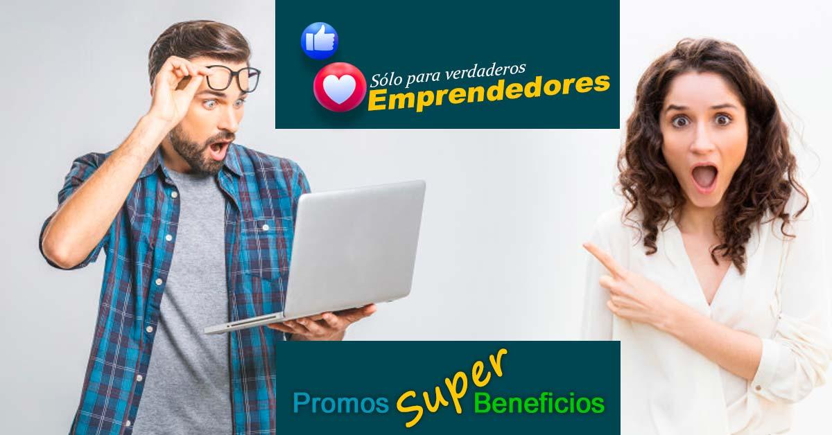 Promos Súper Beneficios - Muy Pronto para Seguidores de Overflow Emprende en redes sociales - Overflow.pe