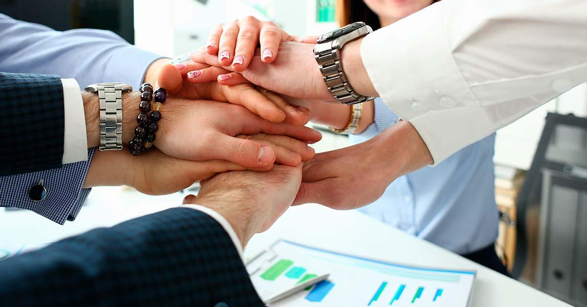 En un emprendimiento donde avanzar paso a paso es vital, el equipo juega un rol importantísimo