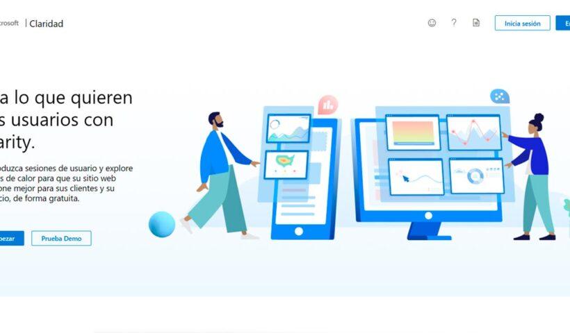 Clarity de Microsoft - Aplicaciones para emprendedores - Overflow.pe