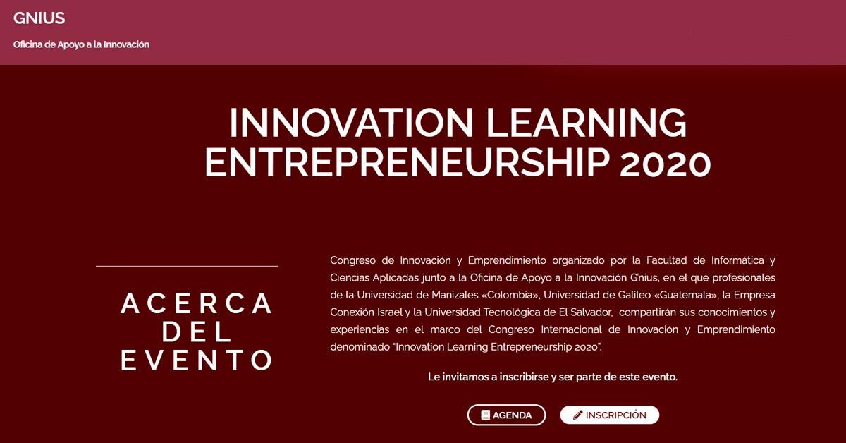 Congreso de Innovación y Emprendimiento en El Salvador - Alerta Emprendedora - Overflow.pe