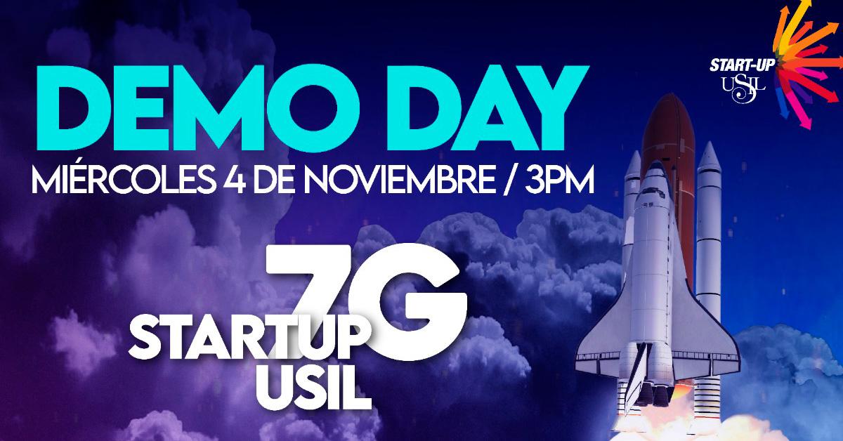 Demo Day StartUp USIL 7G - Alerta Emprendedora - Overflow.pe