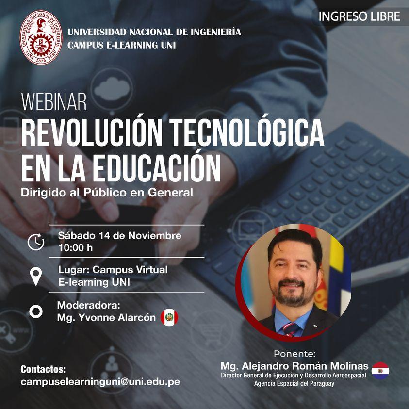 Revolución Tecnológica en la Educación