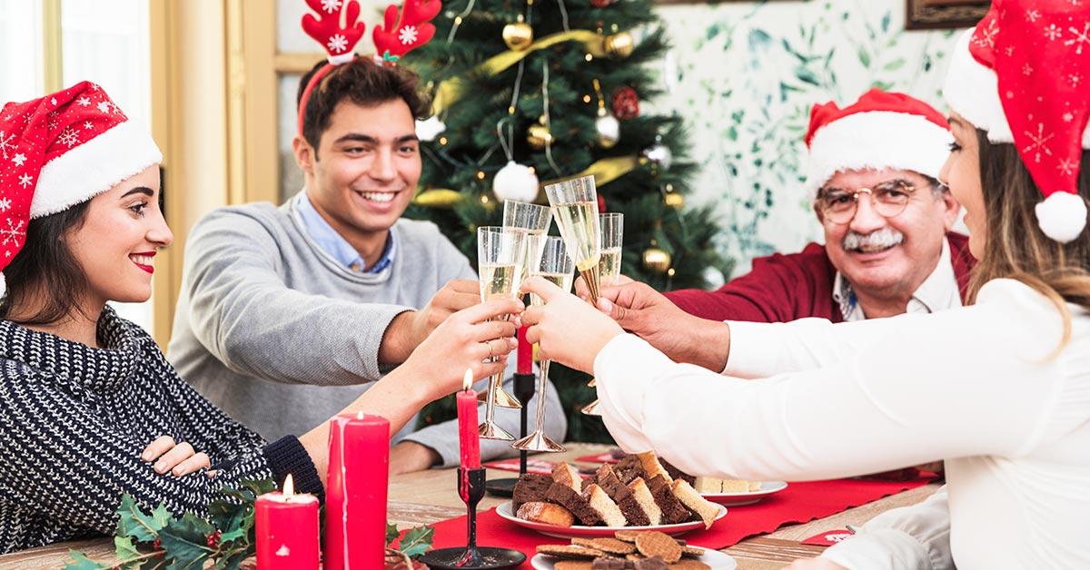 Cenas Navideñas como negocio de fin de año - Overflow.pe