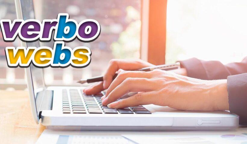 Anuncios de Verbowebs.com para escritores digitales
