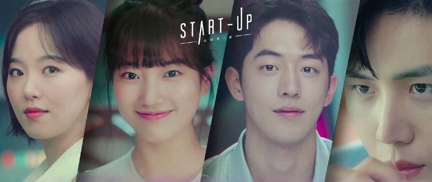 StartUp la serie coreana sobre emprendimiento juvenil