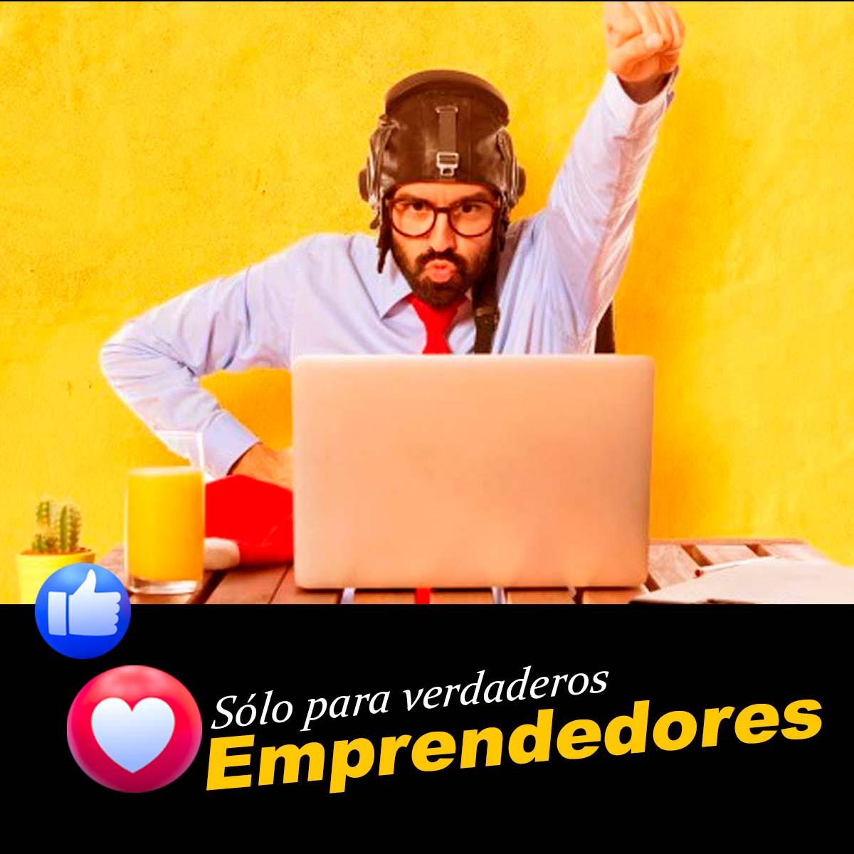 ¡Overflow Emprende - Sólo para Verdaderos Emprendedores como tú!