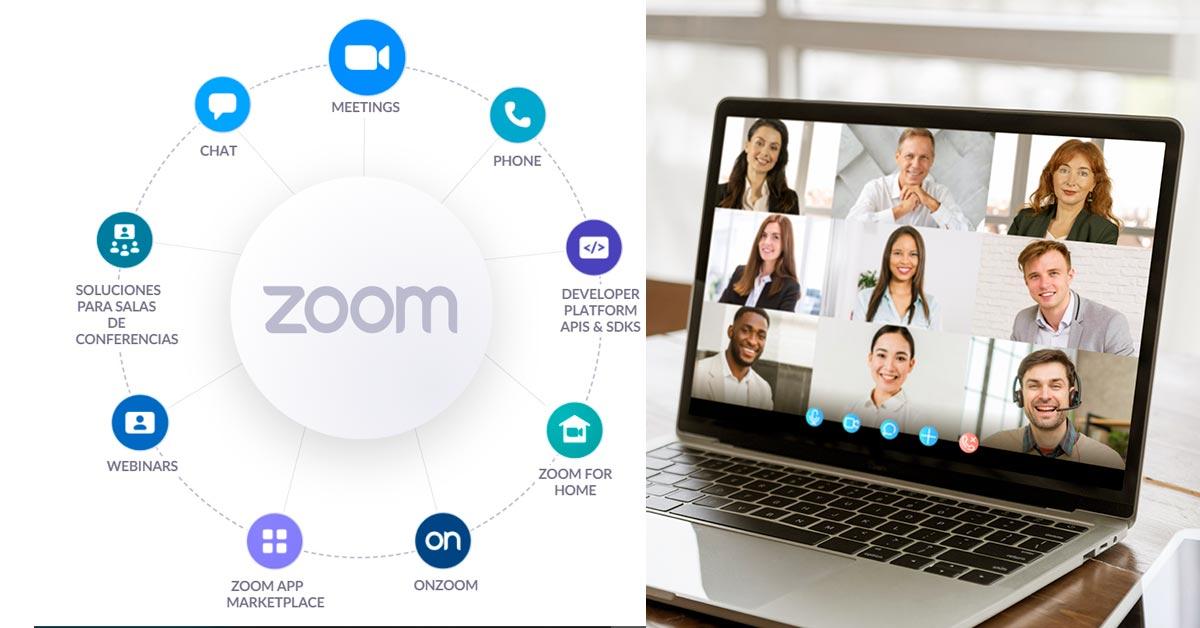 Alquiler de Sala Zoom para eventos digitales
