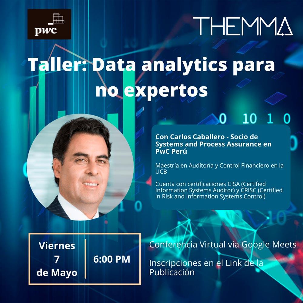 Taller Data Analytics para no expertos
