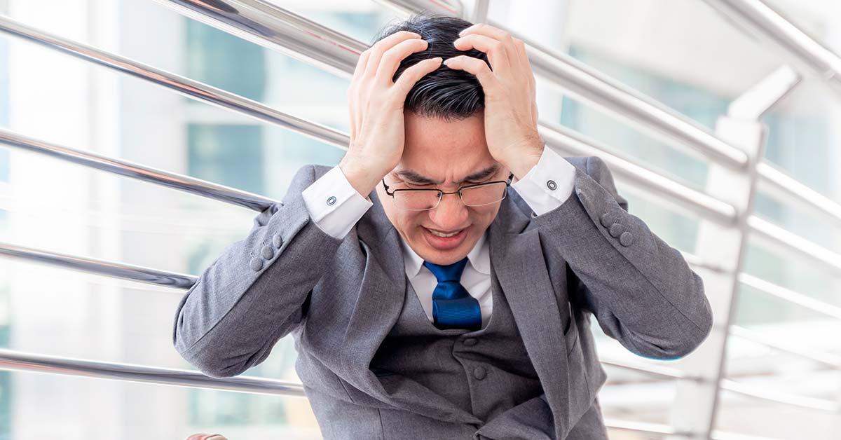 Desenfoque emprendedor: 10 estados por evitar