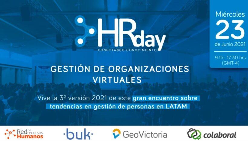 3er HRDay: Gestión de organizaciones virtuales