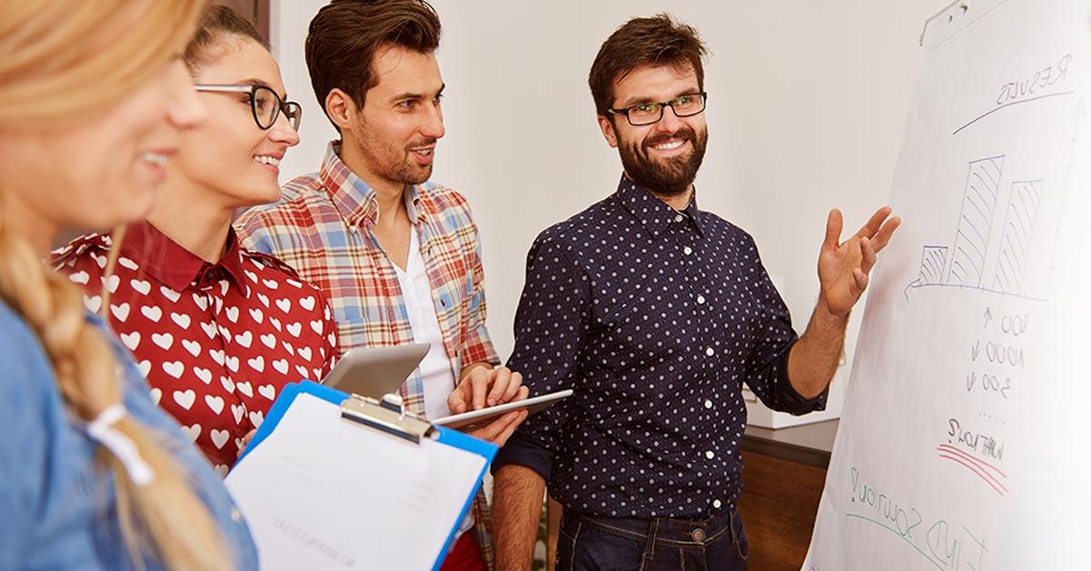 Un líder en venta directa multinivel sabe construir equipos