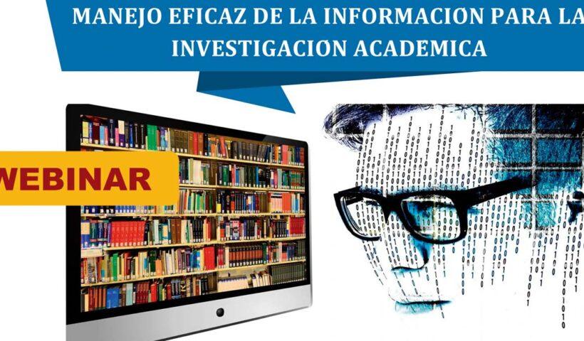 PUCP - Webinar para investigadores académicos