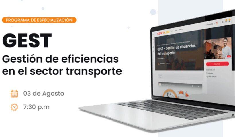 Curso Gestión de eficiencias en el sector transporte